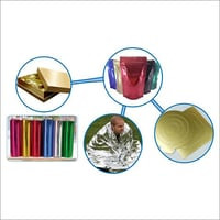Color Coated Metalized PET Film