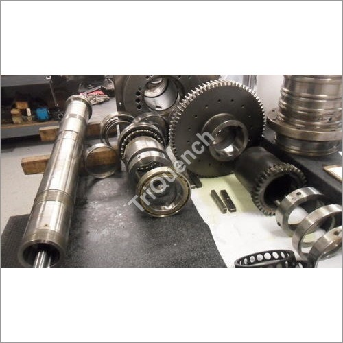 Spindle Repair Service