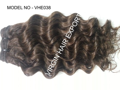 Beautiful Curly Virgin Hair
