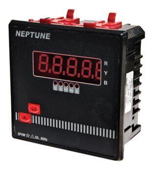 Three Phase Ampere Meter