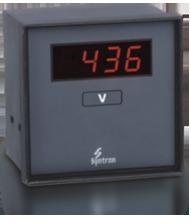 Single Phase Digital Voltmeter [Type DMV-1]