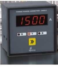 Three Phase Digital Ammeter [Type DMA-3]