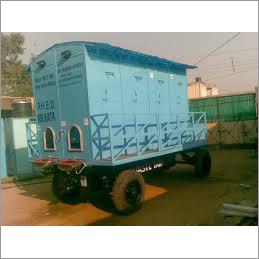 Eco Portable Toilet Cabin