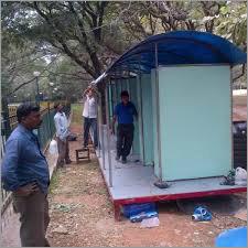 Prefab Toilets