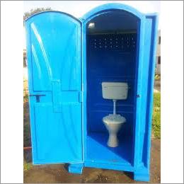 FRP Western Toilet