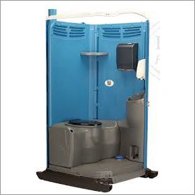 Prefabricated FRP Toilet