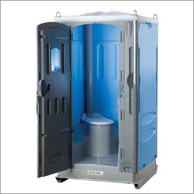 Customized Portable Toilet Cabin