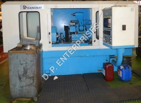 Used CNC Cylindrical Grinding Machine