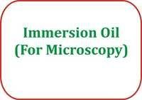 Immersion Oil (For Microscopy)