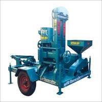 Chakki &油推出器与电梯