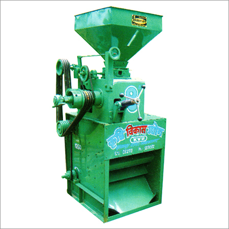 Paddy Sheller Without Lower Cleaner