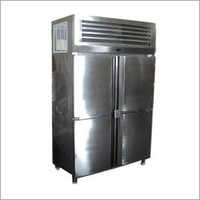 4-Door Refer & Freezer, Cap-800 to 1800 Ltr