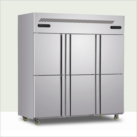 6-Door Refre & Freezer, Cap -1000-2000Ltr