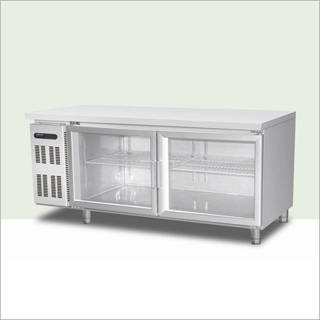 2- Door Under counter Refre & freezer, Cap-400 TO 600