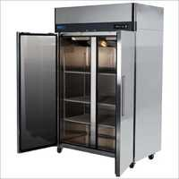 2-door Verticle Refer & Freezer, Cap-1000-1600 Ltr