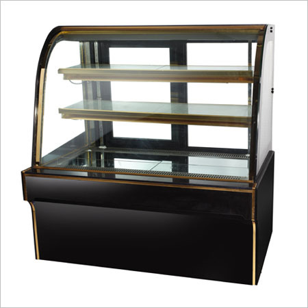 Cold Display Counter , 2 Shelf