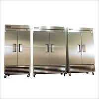 Four Door Type Freezer