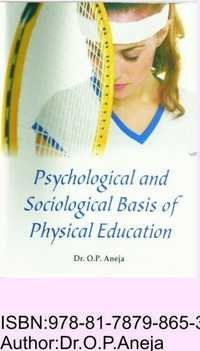 Psychological & Sociological Basis of Physical Edu