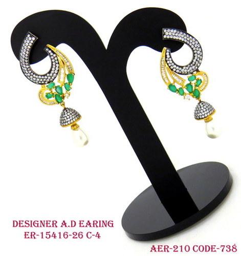 Designer A.D Earring