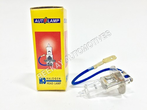 HALOGEN LAMP (H-3 SERIES)