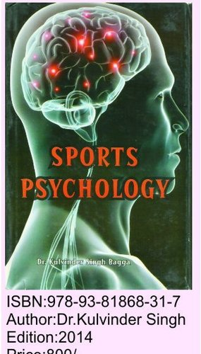Sports Phychology(English Edition)