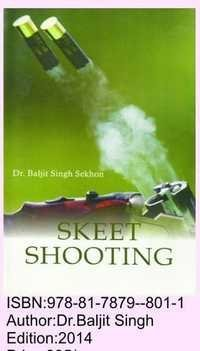 book on Skeet Shotting