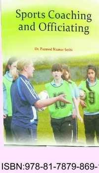 Sports Coaching And Officiating