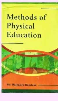 Method of Physical Education Book