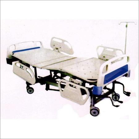 Manual ICCU Bed