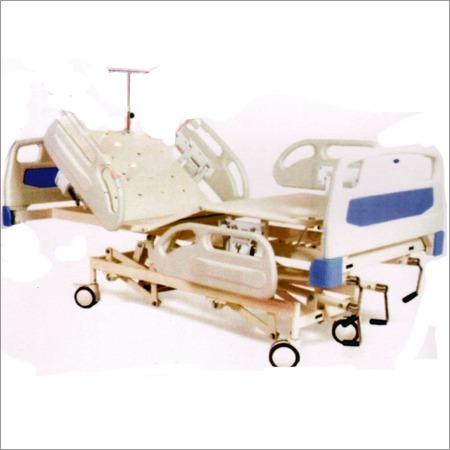 Hi-Lo ICCU Bed with Split Type Railing