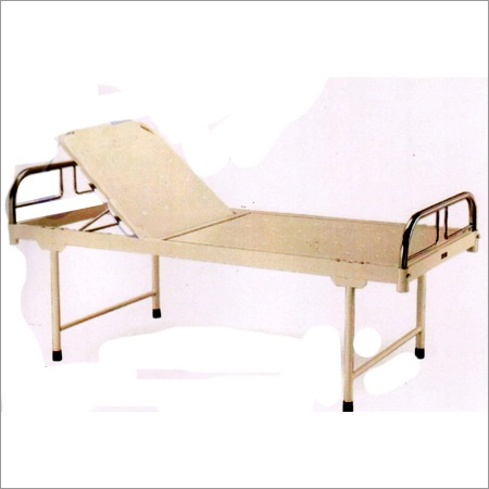 Manual Backrest Bed