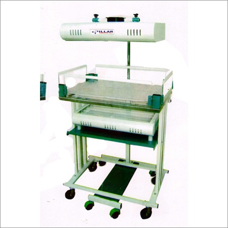 Double Surface Phototherapy Trolley