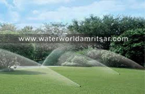 Water sprinklers