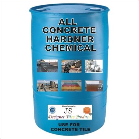 Fast Setting Concrete Hardener Chemical