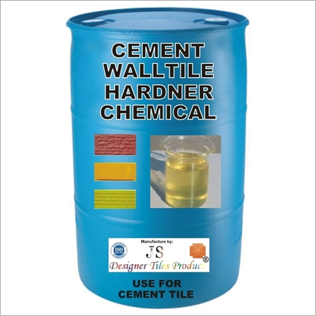 Cement Wall Tile Hardener Chemical