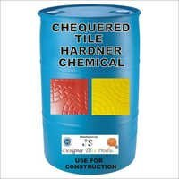 Chequered Tile Hardener Chemical