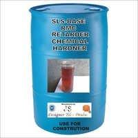 SLS BASE RMC RETARDER CHEMICAL HARDENER