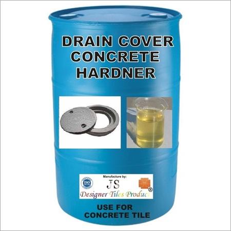 Drain Cover Concrete Hardener