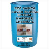 Rcc Sariya Cover Blocks Chemical Hardener
