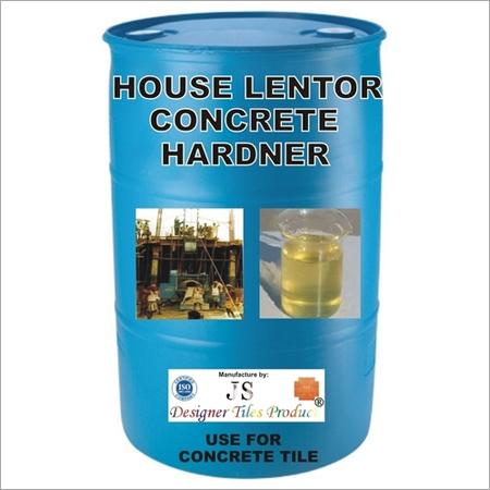 HOUSE LENTOR CONCRETE HARDENER
