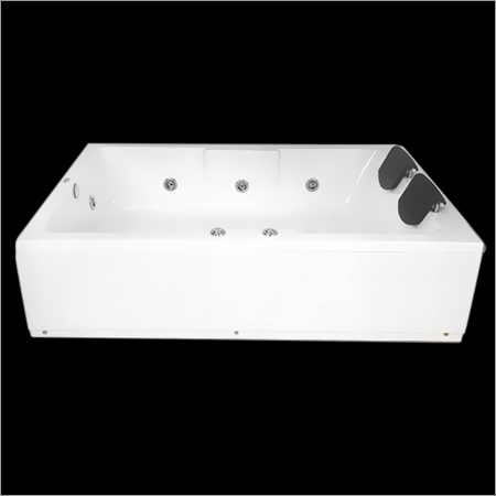 ZES Straightline Bath Tub