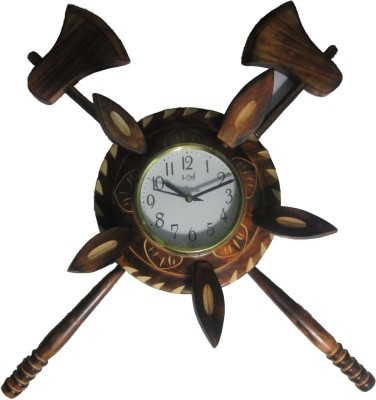 Brass Nautical Clock