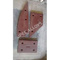 M-Sand Machine Side Plates