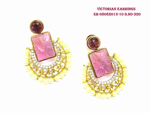 Exclusive Victorian Earring
