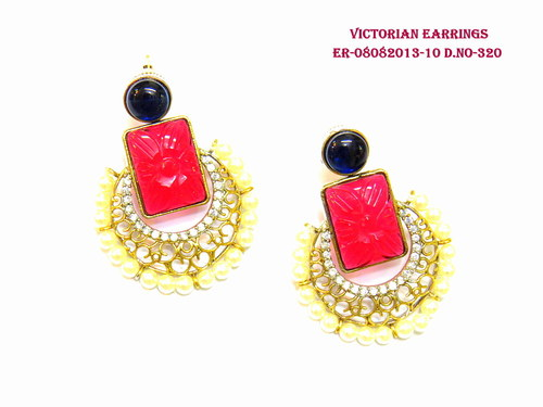 Exclusive Victorian  Read Earring