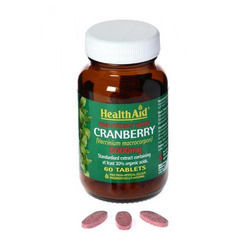 Cranberry Tablet