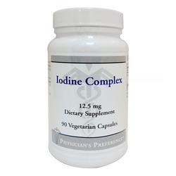 Iodine Complex Capsules