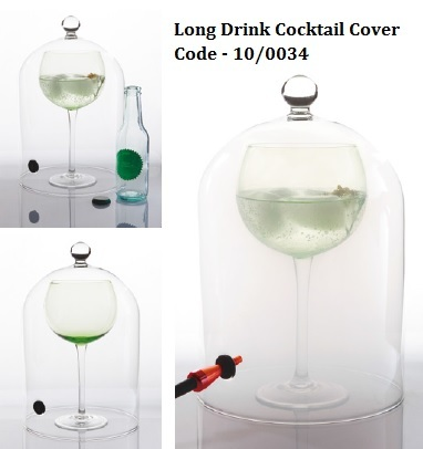 LONG DRINK COCKTAIL COVER