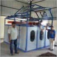 Large Vacuum Forming Machine