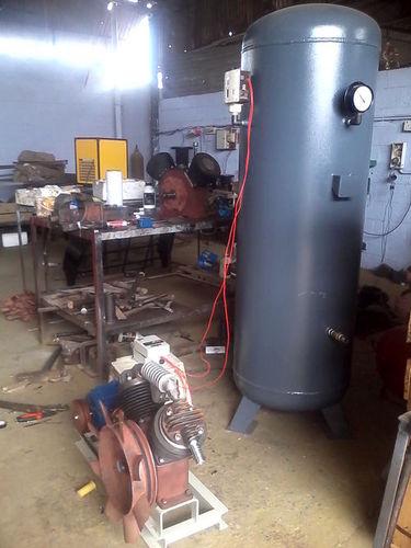 Air Receiver Plant
